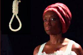 Au printemps 1734, un incendie détruit un hôpital et plusieurs maisons de la rue Saint-Paul, à Montréal. Un procès criminel est aussitôt intenté contre Marie-Josèphe dite Angélique, une esclave noire, et son amant blanc, Claude Thibault. Ce dernier s'enfuit, laissant Angélique seule à clamer son innocence.