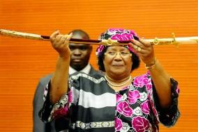 Le continent africain dispose désormais d'une seconde femme présidente, Joyce Banda