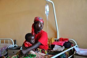 En l'absence de traitement, le paludisme peut entraîner rapidement le décès par les troubles circulatoires qu'il provoque. Dans de nombreuses régions du monde, les parasites sont devenus résistants à plusieurs médicaments antipaludéens.
