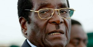 À l'élection présidentielle de mars 2002, Robert Mugabe obtient 56% des voix contre Morgan Tsvangirai. À la suite de ces élections, la Grande-Bretagne tente d'organiser avec les pays du Commonwealth des sanctions internationales. Appuyés par les pays occidentaux, les États-Unis et l'Australie, les Britanniques obtiennent difficilement la suspension du Zimbabwe du Commonwealth mais les pays africains font bloc autour du dictateur, justifiant son comportement par les abus du colonialisme.