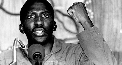 Thomas Sankara est considéré par certains comme le Che Guevara africain.