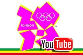 Le logo pour Londres 2012 est la représentation stylisée du nombre 2012 avec les anneaux olympiques inscrits dans le chiffre zéro. Pour la première fois, il sera utilisé aussi bien pour les Jeux olympiques que les Jeux paralympiques.