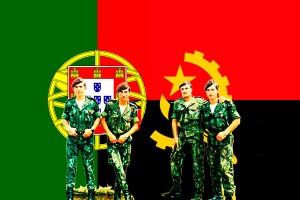Au XVIe siècle, l'Angola est la première terre à être colonisée par une puissance européenne, le Portugal. Dans les années 1950 et 1960, dans un contexte de guerre froide et alors que URSS, États-Unis et ONU favorisent la décolonisation, les démocraties anglaises, françaises, belges et hollandaises ont donné de gré ou de force leur indépendance aux peuples de leurs anciens empires. Le Portugal en revanche, refuse d'envisager la perte de ses territoires outre-mer.