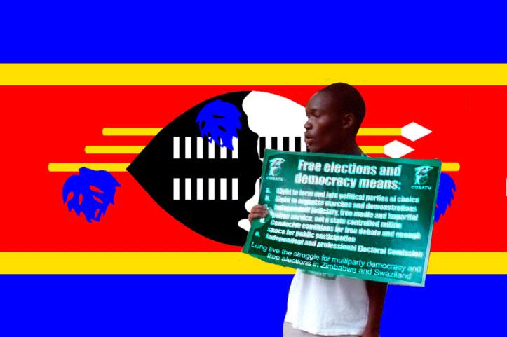 Le Swaziland doit faire face à des problèmes de développement importants. Ce petit pays possède encore le 42e plus fort taux de mortalité infantile du monde