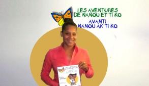 Dans ce premier livre d'Arcelle Appolon des éditions Kiyikaat, les jumeaux Nanou et Ti Ko vivront des moments inoubliables avec leur grand-papa, venu spécialement d'Haïti pour fêter avec eux.