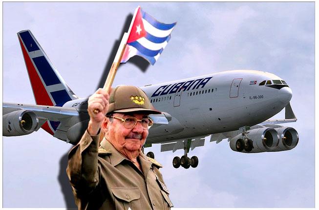 Cubana, en espagnol Cubana de Aviación SA, est la compagnie aérienne nationale cubaine. Elle a été fondée le 8 octobre 1929 et a son siège à La Havane. Elle est un des fondateurs et membre de l'International Air Transport Association1 (IATA) et de la SITA
