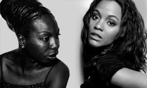 Est-ce plus « acceptable » pour Hollywood de blanchir les traits de caractère historique au grand écran comme dans le prochain film Nina Simone incarné par Zoe Saldana?