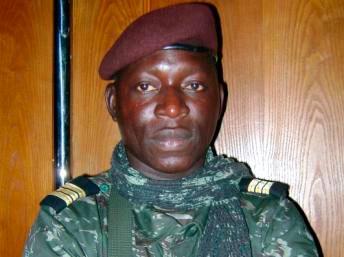 Le capitaine Pansau N'Tchama en 2009
