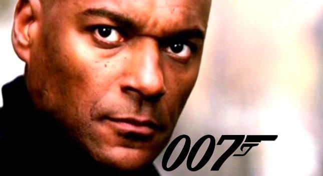 Colin Salmon pourrait être dans la peau de James Bond au grand écran.