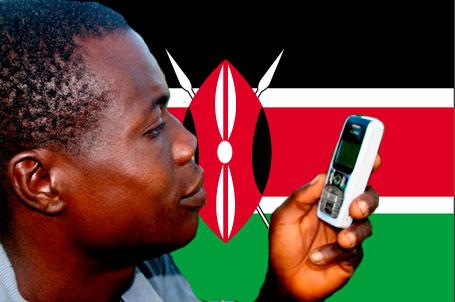 Peu de Kényans possèdent le matériel informatique nécessaire à domicile mais le réseau des Internet cafés est bien implanté. On estime que 36 % de la population utilise un ordinateur muni d'un accès à Internet et 90 % de la population âgée de 15 ans ou plus utilise un téléphone mobile.