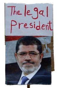 Le 24 juin 2012, on proclame Mohammed Morsi élu au poste de président de la République arabe d'Égypte. Le 26 juillet 2013, les autorités ordonnent la détention du Président sous l'accusation d'assassinats de soldats et de conspiration avec le Hamas. De multiples manifestations à travers le globe ont condamné ce geste, dont une au centre-ville de Montréal le 3 août 2013.