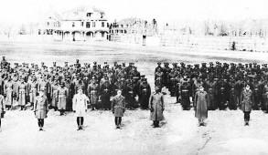 2e Bataillon de construction, Corps expéditionnaire canadien (CEC), 1917