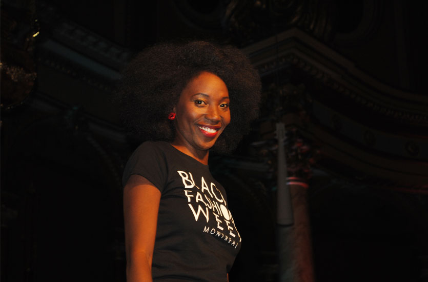 Ou est née Adama Paris, l'instigatrice de la Black Fashion Week Prague, Bahia, Paris et Montréal depuis 2010?