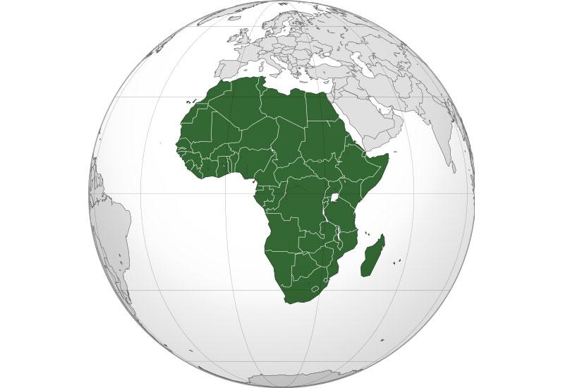 Combien de pays composent le continent africain?