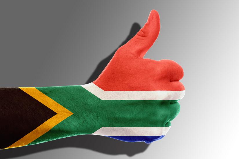 Quel est la devise de l'Afrique du Sud?