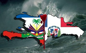 Hispaniola est la deuxième île des Antilles par sa taille, derrière Cuba. C'est la seule île des Caraïbes à être partagée entre deux pays indépendants : la République dominicaine et Haïti.