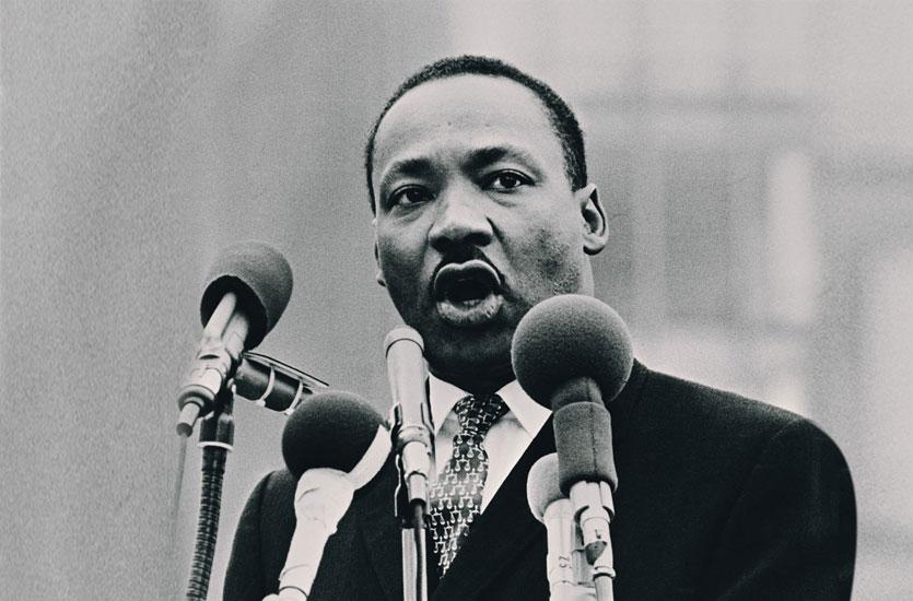 Quel livre influencera de façon marquante Martin Luther King?