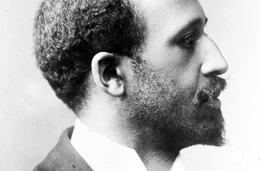 Quel est le nom complet du militant des droits des Noirs, W. E. B. Du Bois?