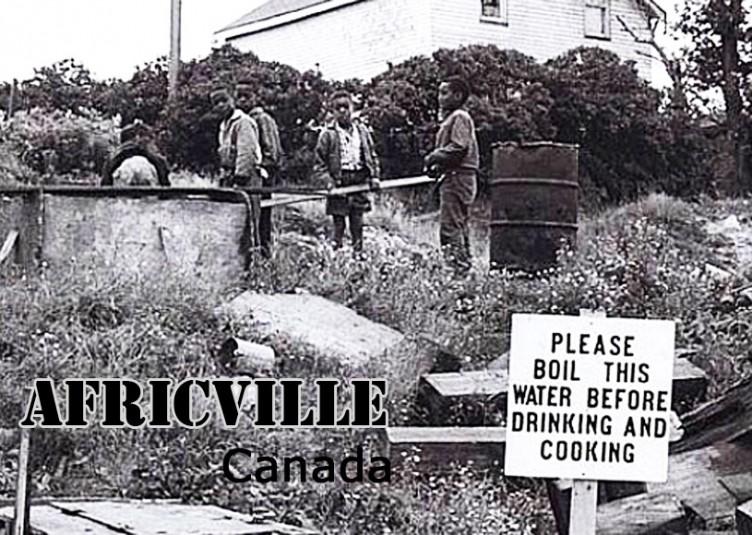Africville a été désigné lieu historique national du Canada en 1996 en représentant l'apparition des afro-canadiens dans la province et un symbole durable de la nécessité de conserver les institutions afro-canadiennes.