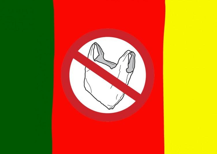 Le 24 octobre 2012, c'est avec l'accord du ministre du Commerce, Luc Magloire Mbarga Atangana et celui de l'Environnement, de la protection de la nature et du développement durable, Hélé Pierre que le sac plastique deviendra interdit au Cameroun