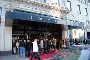 La première du film au cinéma l'Impérial le 7 mai 2014