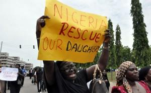 Le président nigérian Goodluck Jonathan a mis sur pied un comité présidentiel afin de se rendre dans l'État de Borno pour établir une stratégie pour la libération des filles de pair avec la communauté locale.