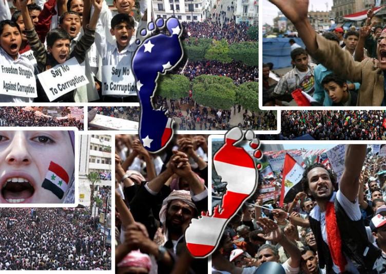 Les Américains protagonistes du Printemps arabe
