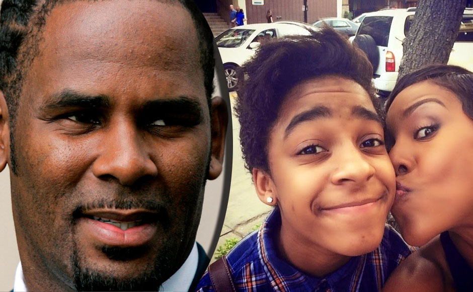R Kelly Reacts to News His Teenage Child Is Transgender