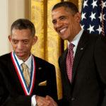 George R. Carruthers et Barack Obama