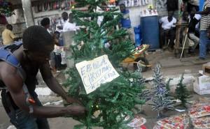 En 2014, le Libéria est touché de plein fouet par une importante épidémie du virus Ebola, la plus grave subie jusqu'à présent