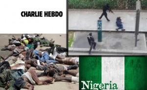 L'année 2015 commence bien mal avec des milliers de morts au Nigeria et la sinistre attaque au journal Charlie Hebdo