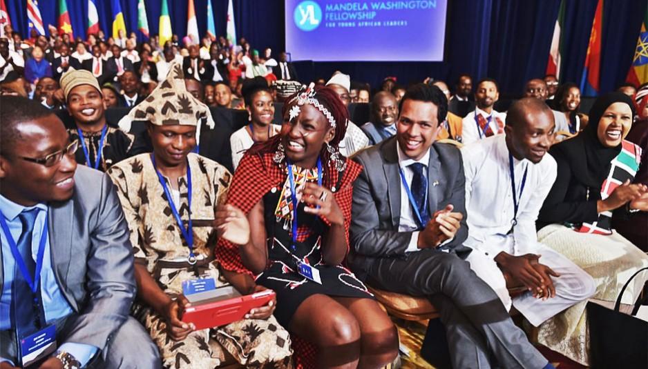Le 28 juillet 2014, le président Obama a annoncé la nouvelle appellation du Washington Fellowship pour le Young African Leaders en l'honneur de Nelson Mandela.