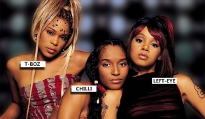 Entre 1990 et 2002, le groupe TLC a eu dix chansons dans le Top 10 des singles américains, dont quatre se sont hissés au numéro un
