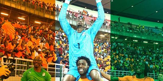 En 2015 la Cote d'Ivoire remporte sa seconde Coupe d'Afrique des nations