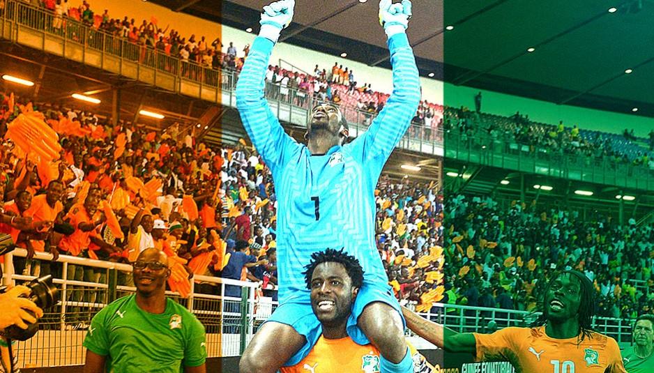 La cote d ivoire est championne d afrique - Coupe afrique des nations 2015 groupe ...