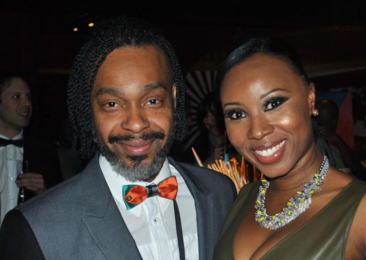 Yves Ulysse et Pascale Gabrielle