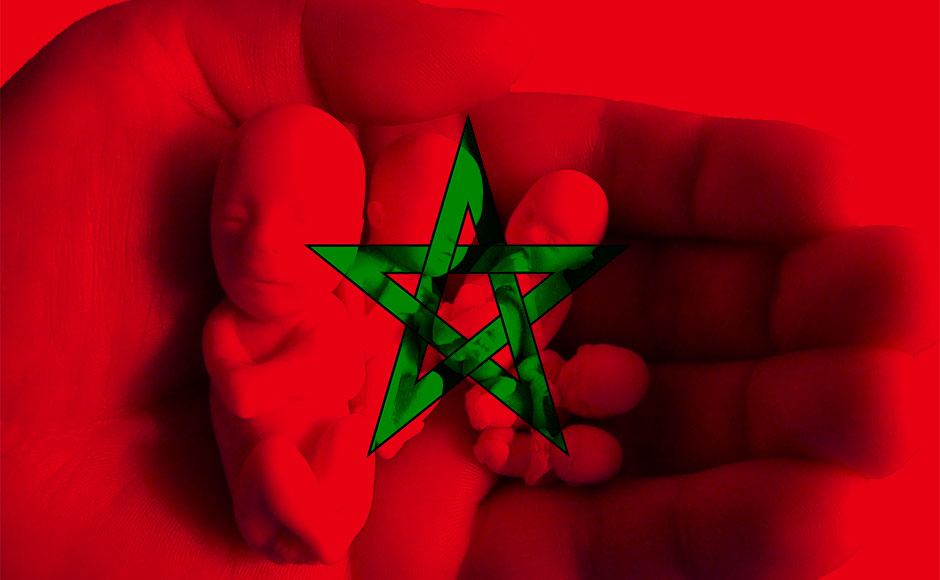 le maroc s ouvre l avortement l gal. Black Bedroom Furniture Sets. Home Design Ideas