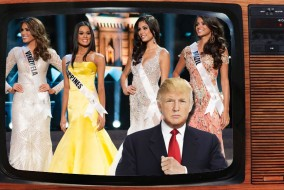 L'Organisation de Miss Univers, un partenariat basé à New York entre le réseau NBC et Donald Trump, mène le concours de beauté depuis le 20 juin 2002.