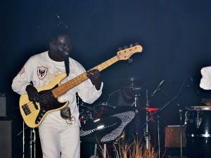 Aladji Touré au Club Lambi à Montréal