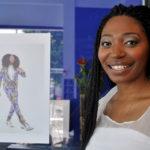 Tina Mpondani révèle la plateforme artistique BeNoire