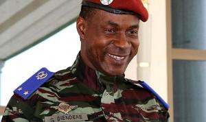 Le Général Gilbert Diendéré
