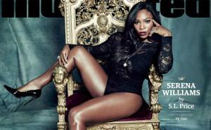 Serena Williams est la première femme en 32 ans à choisit l'athlète de l'année