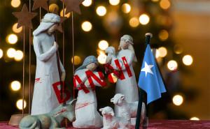 La date du 25 décembre aurait été fixée dans l'Occident latin au IVe siècle, possiblement en 354, pour coïncider avec la fête romaine du Sol Invictus, célébrée à cette date à l'instar de la naissance du dieu Mithra, né un 25 décembre; le choix de cette fête permettait une assimilation de la venue du Christ – « Soleil de justice » – à la remontée du soleil après le solstice d'hiver. Avant cette date, la Nativité était fêtée le 6 janvier et l'est encore par la seule Église apostolique arménienne, alors que l'Église catholique romaine y fête aujourd'hui l'Épiphanie ou Théophanie