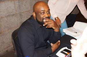 """André Bila, auteur du livre """"Ne le dites pas aux Africains"""""""