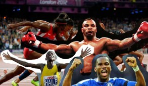 Que savez-vous des athlètes Noirs?
