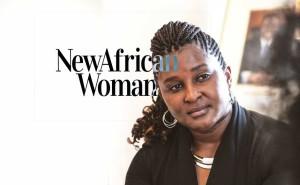 Monica Geingos est une entrepreneure Africaine bien avant d'être aujourd'hui la Première femme de la Namibie