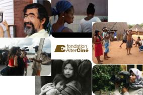 La Fondation Alter-Ciné a été créée à la mémoire du cinéaste canadien Yvan Patry, décédé le 14 octobre 1999. Documentariste et cofondateur de la maison de production Alter-Ciné, Yvan Patry a réalisé plusieurs documentaires et reportages en Afrique, en Amérique latine et en Asie : « Des documentaires pour secouer l'indifférence », disait-il, « pour témoigner, pour partager et agir ».