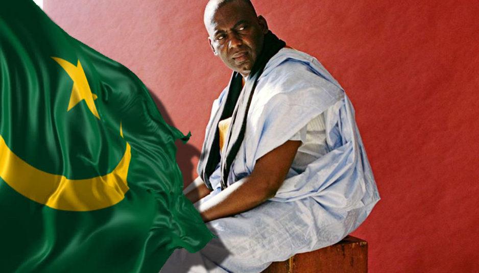 Le Mauritanien Biram Dah Abeid. En 1981, la Mauritanie a été le dernier pays au monde à abolir l'esclavage.