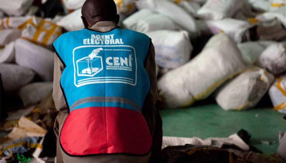 La Commission électorale nationale indépendante (CENI) a lancé, dimanche 31 juillet 2016, l'opération d'enrôlement des électeurs.