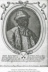 Ambassadeur du roi d'Ardres auprès de Louis XIV